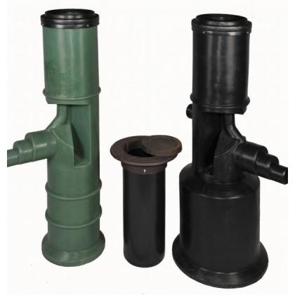 Perusvesi- ja sadvesikaivotSadevesi- ja salaojajärjestelmät