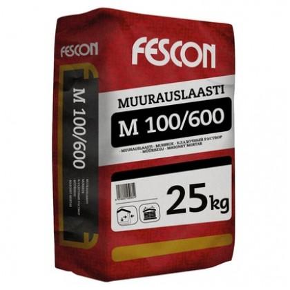 Muurauslaasti M100/600 53038 25 kgMuurauslaastit